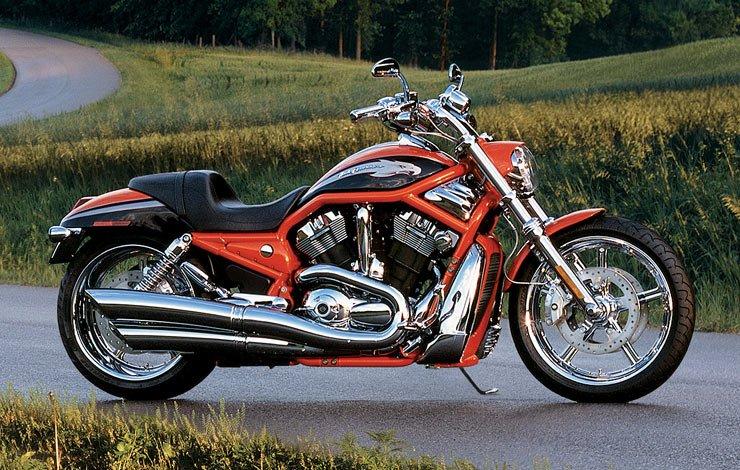 Harley Davidson Screamin Eagle V Rod For Sale